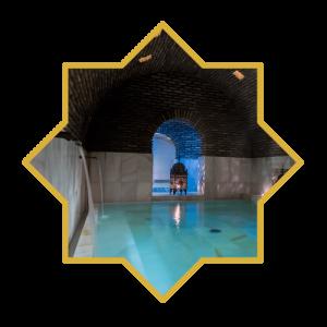 Baño Árabe Dúo