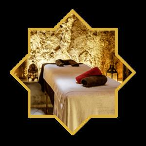 Baño Árabe + Masaje relajante 50 min Dúo