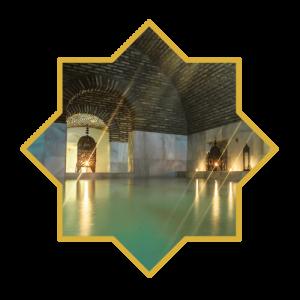 Baño Árabe + Ritual Mudéjar Dúo