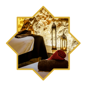 Baño + Masaje Relajante 25′