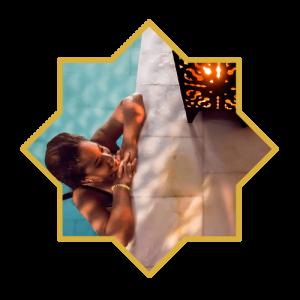 Baño + Masaje Mudéjar 25′